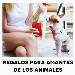 Regalos para amantes de los animales