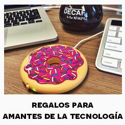 Regalos para amantes de la tecnología