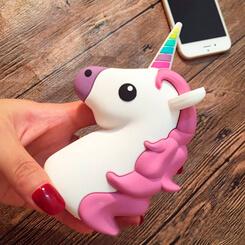 Cargador unicornio