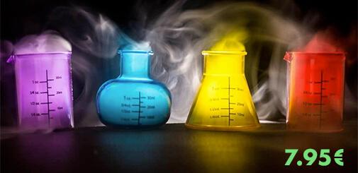 Chupitos química