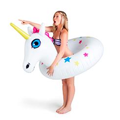 Flotador Unicornio hinchable