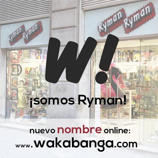 Wakabanga es RymanRyman
