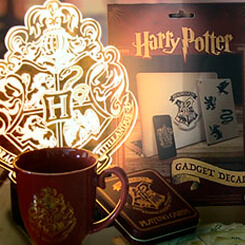 Colección de productos de Harry Potter