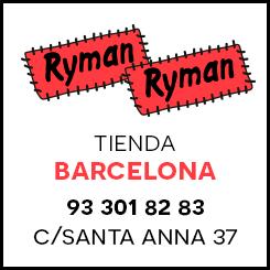 RymanRyman la tienda física de Wakabanga